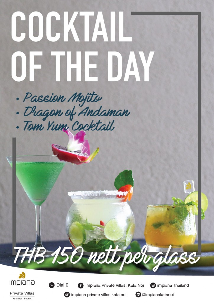 Cocktail of the day