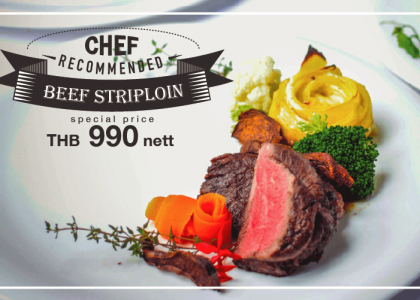 Beef Stiploin - Chef recommended