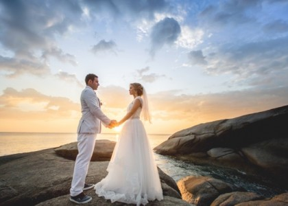 Perfect pre-wedding photo shoot in Phuket