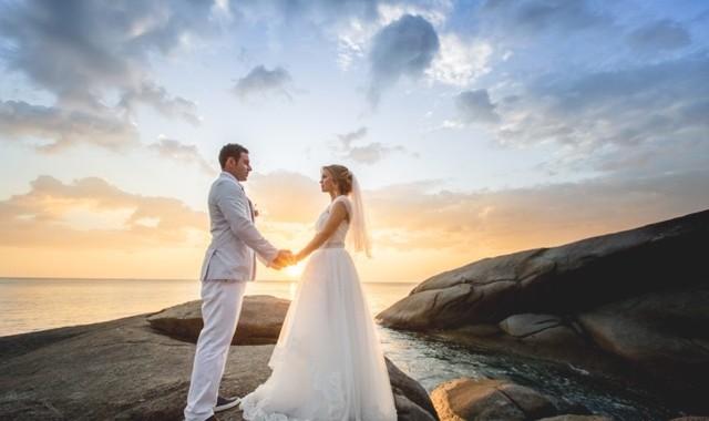 Perfect pre-wedding photo shoot in Phuket