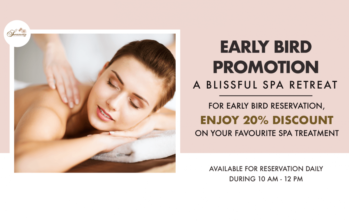 IPV Early Bird Promotion Banner
